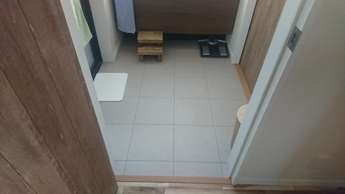 WEB内覧会・洗面室の床面広さ2