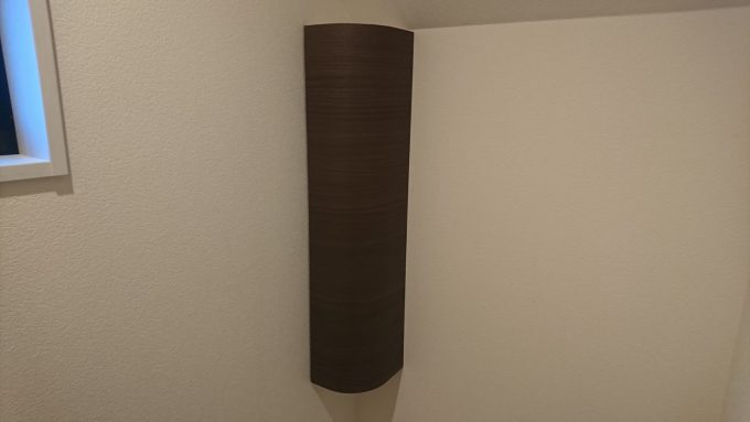 WEB内覧会1階トイレ収納